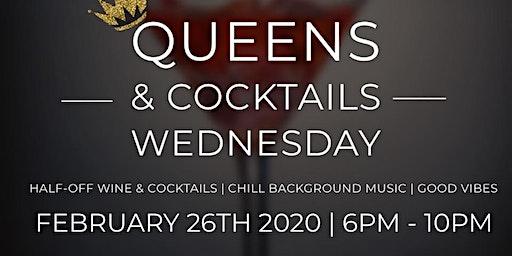 Queens & Cocktails @elmstreetlounge