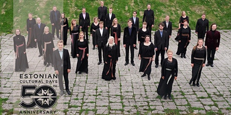 "Collegium Musicale concert ""And I Heard a Voice..."" Arvo Pärt 85 tickets"