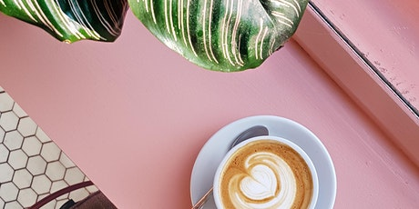 Coffee + Essential Oils @ Double Shot tickets