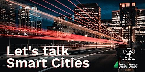 Let's talk Smart Cities