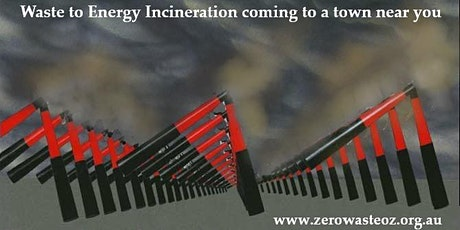 No toxic incinerator for Western Sydney tickets