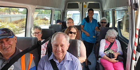 Out & About Program - Toodyay tickets