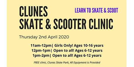 Learn to Skate tickets