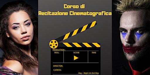 Corso Recitazione Cinematografica