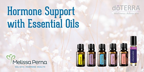 Hormone Support with Essential Oils tickets