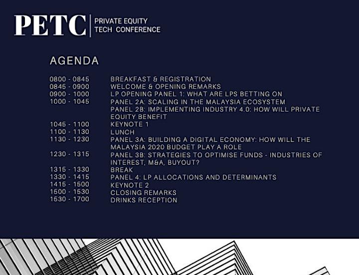 PETC Malaysia 2020 image
