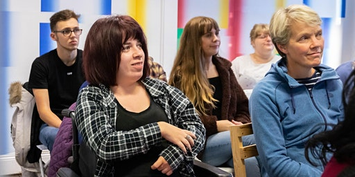 Arts Council National Lottery Project Grants Session with Lincoln Mash Up