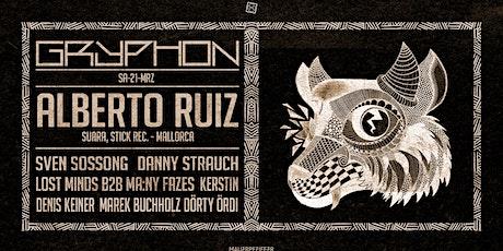 Gryphon w/ Alberto Ruiz, SvenSossong, Kerstin., Denis Keiner uvm Tickets