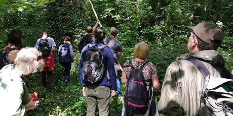 A Walk on the Wild Side with Steve England at Royate Hill LNR! tickets
