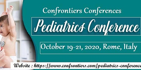INTERNATIONAL CONFERENCE ON PEDIATRICS biglietti