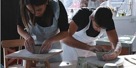 Ceramics for Complete Beginners_ 4 week course  tickets