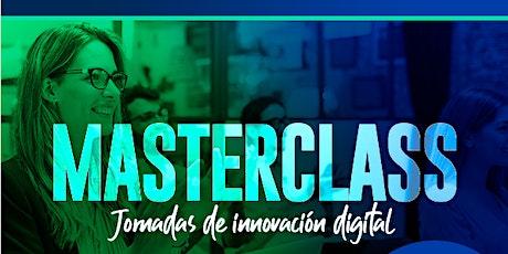 Masterclass: ¿A ti quien te ha dicho que el marketing digital existe? entradas