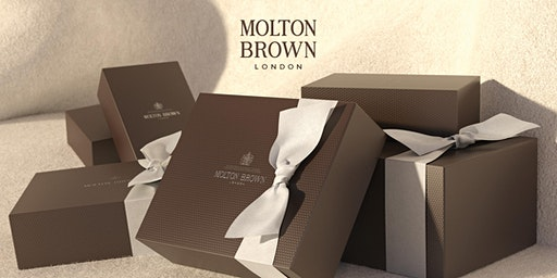 Meadowhall Molton Brown Mother's Day Event
