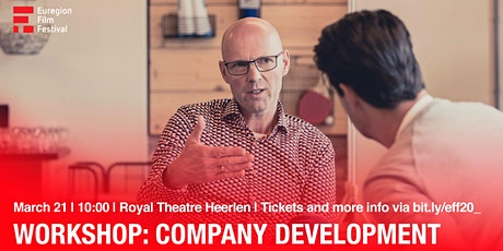 Film Workshop | Company Development billets
