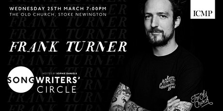 Songwriters' Circle with Frank Turner tickets