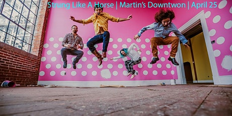 Strung Like A Horse Live at Martin's Downtown tickets