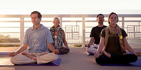Offene Meditation (auf Spendenbasis) - Breath, Meditate, Relax Tickets