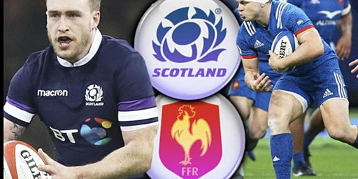 Six Nations: Scotland v France!