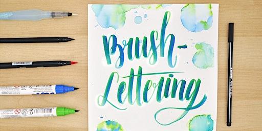 Brush Lettering - für Anfänger - Graz - Juni
