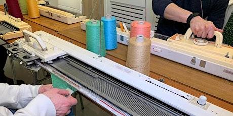 Machine Knitting - Beginner Level tickets
