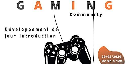 IH MeetUp  Gaming Community - Session 1