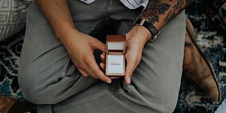 Inspiratieavond huwelijksaanzoek tickets