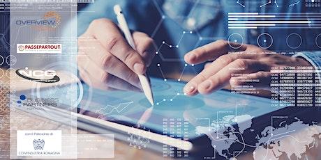Riforma della Crisi d'impresa: Soluzioni e Strumenti pratici per l'azienda biglietti