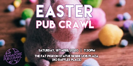 Singapore Easter Pub Crawl tickets