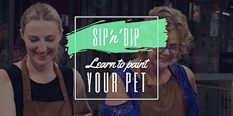 Moselles Springfield - Learn to paint your pet! tickets