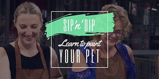 Moselles Springfield - Learn to paint your pet!