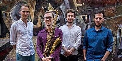 CANCELLED:Jazz Steps Live at the Libraries:  Matt Anderson Quartet -Southwe