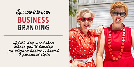 Burrowing into your Business Branding tickets