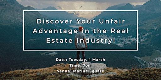 Property Agents: Your #1 Unfair Advantage