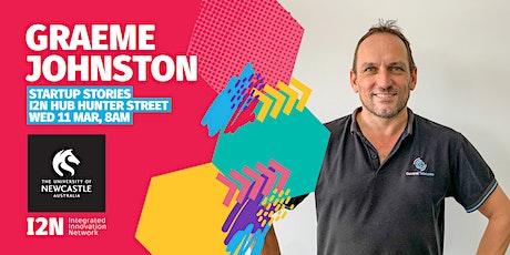 Startup Stories - Graeme Johnston (Central Telecoms) tickets