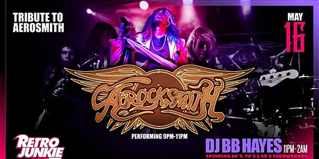 Aerocksmith (Tribute to Aerosmith) tickets