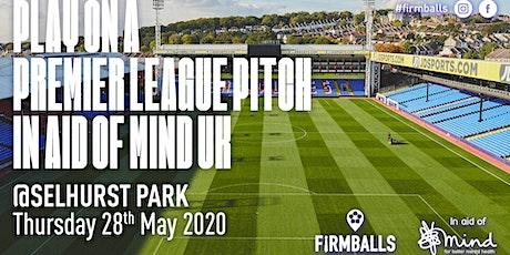 Corporate Charity Football Tournament  @ Selhurst Park | Mind UK tickets