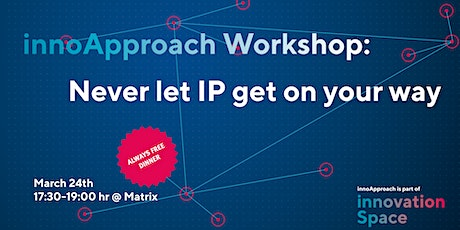 innoApproach: Never let IP get on your way tickets