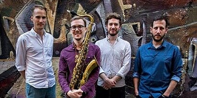 CANCELLED: Jazz Steps at the Libraries:  Matt Anderson Quartet - West Br