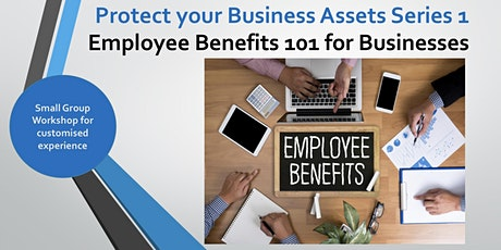 Employee Benefits 101 tickets