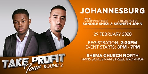 Take Profit Tour - Johannesburg - Session 2