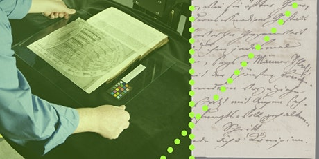 The Digital Archive & the Politics of Digitisation tickets