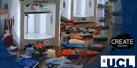 University round table: 3D printing education tickets
