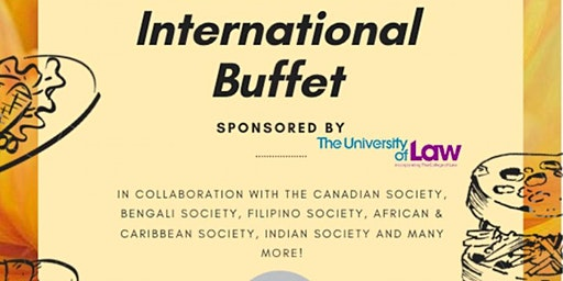 LawSoc: International Buffet