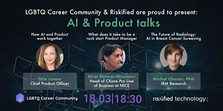LGBTQ Career Community: AI & Product talks tickets