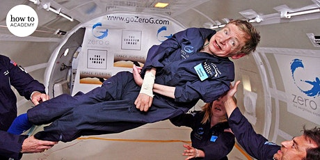 The Life of Stephen Hawking | with Leonard Mlodinow In Conversation tickets