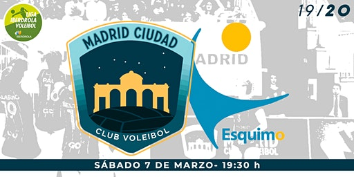 LIGA IBERDROLA VOLEIBOL (J20): Madrid Chamberí vs Cajasol Juvasa Voley