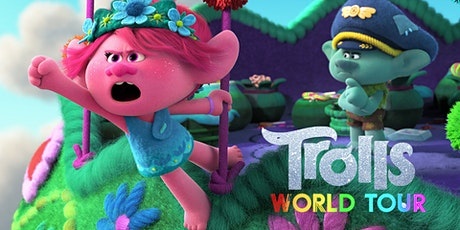 'Trolls: World Tour' Charity Movie  Screening Event Cinemas Kawana tickets