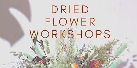 Hand Tied Bouquet Workshop tickets