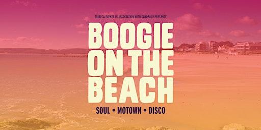 'Boogie on the Beach' at Sandbanks (Soul • Motown • Disco)
