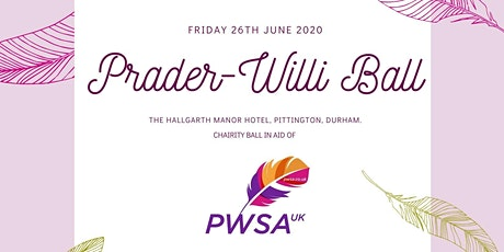 Prader-Willi Ball tickets